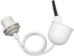 Candellux 85-95933 Lamp Socket E27 White