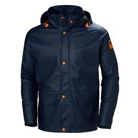 Helly Hansen WorkWear Gale Rain Jacket Navy L