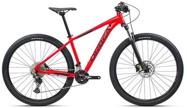 "Jalgratas Orbea MX L20719NT, must/punane, 19"", 29"""