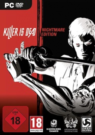 Killer Is Dead Nightmare Edition PC