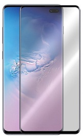 Mocco Full Glue 5D Full Coveraged Screen Protector For Samsung Galaxy S10 Plus Black