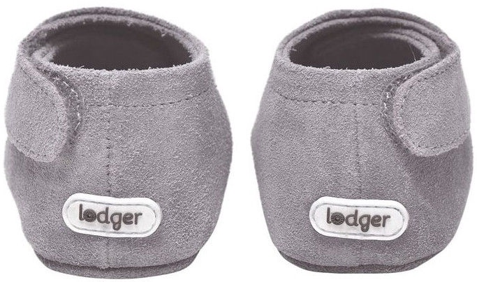 Lodger Walker Loafer Light Grey 6-12m