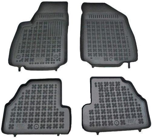 REZAW-PLAST Opel Mokka 2012 Rubber Floor Mats