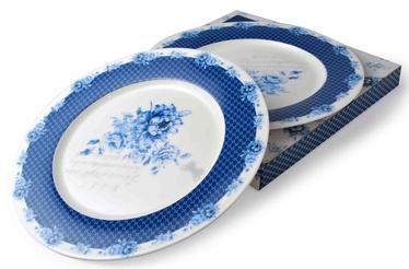 Mondex Madeline Plates 26.5cm 2 pcs