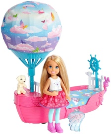 Mattel Barbie Dreamtopia Magical Dreamboat DWP59