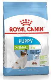 Koeratoit Royal Canin X-Small Puppy, 1,5 kg