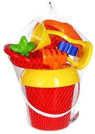 Набор игрушек для песочницы Verners 649 Red
