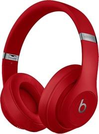 Kõrvaklapid Beats Studio3 Wireless Red, juhtmevabad