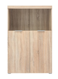 Black Red White Venlo WIT Showcase Sonoma Oak