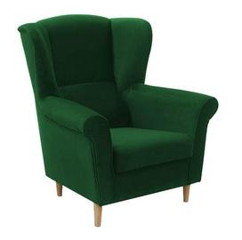 Tugitool Idzczak Meble Loft 1 Green, 88x80x105 cm