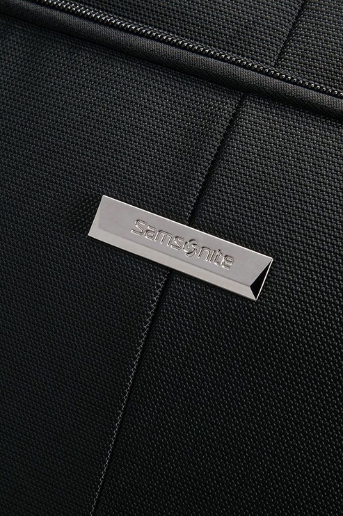 "Samsonite XBR Bailhandle 15.6"" Black"