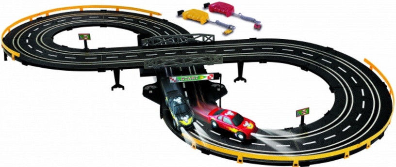 Golden Bright Speed Chaser Road Racing Set 6033