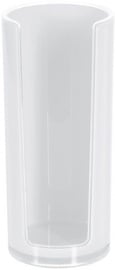 Spirella Sydney Acrylic Box For Cotton White