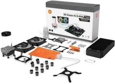 EK Water Blocks EK-Classic Kit P240 D-RGB Black Nickel Edition