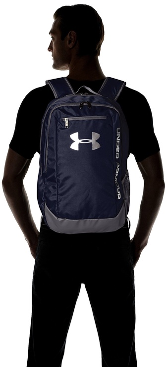 Under Armour Backpack Hustle Navy