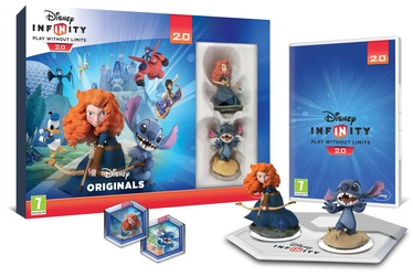 Disney Infinity 2.0: Pack Toy Box Combo PS3
