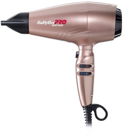 BaByliss Rapido Dryer BAB7000IRGE Rose Gold