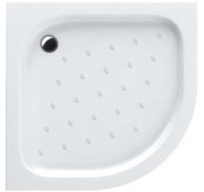 Schaedler Standard S Shower Tray with Legs 90x16x90 White