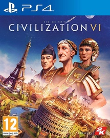 Sid Meier's Civilization VI PS4