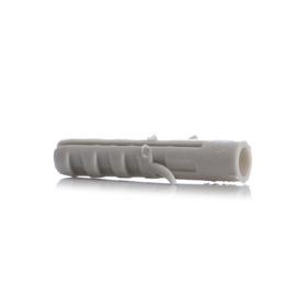 Nailontüübel 4x20 mm, 25 tk