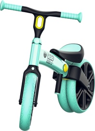 YVolution YVelo Junior Balance Bike Green 18 101048