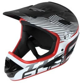 Force Tiger Downhill BMX Black/Red/White