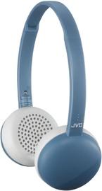 Kõrvaklapid JVC HA-S20BT-E Blue, juhtmevabad