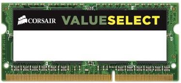 Corsair ValueSelect 4GB 1333MHz CL9 DDR3 CMSO4GX3M1C1333C9