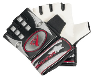 Rucanor Goalkeeper Gloves Futsal 03 L Black/Red/White
