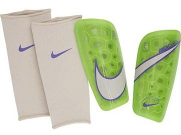 Nike Mercurial Lite Shin Guards SP2120 359 Green Beige L