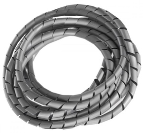 Maclean Cable Wrap Silver 3m