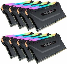 Corsair Vengeance RGB PRO 64GB 4000MHz CL19 DDR4 KIT OF 8 CMW64GX4M8X4000C19