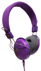 ART AP-60C Multimedia Headphones Violet