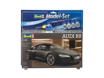 Revell Model Set Audi R8 1:24 67057R