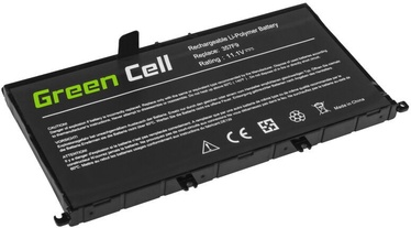 Green Cell Laptop Battery For Dell Inspiron 15 4200mAh