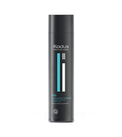Kadus Professional Hair and Body Shampoo Uomo 250ml
