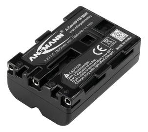 Ansmann A-Son NP Camera Battery FM500H LI 7.4V/ 1500mAh