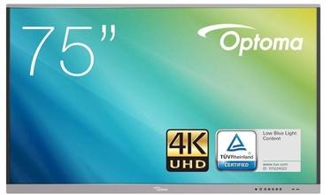 Монитор Optoma 5751RK, 75″, 8 ms