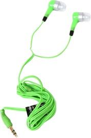 Freestyle Universal In-Ear Stereo Earphones Green