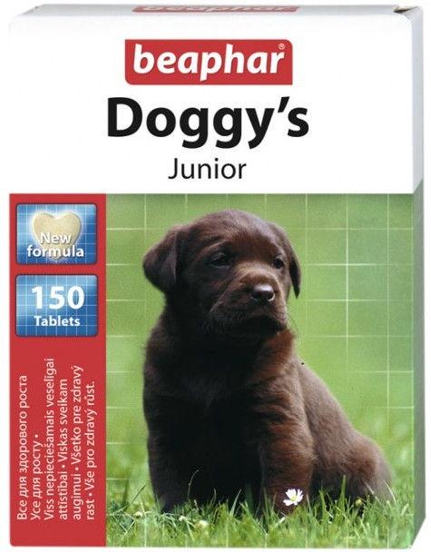 Beaphar Doggys Junior 150 Tablets