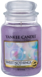 Yankee Candle Classic Large Jar Sweet Nothings 623g