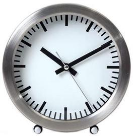 Platinet Sunrise Clock Silver