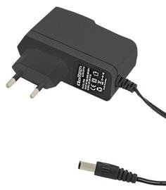 Qoltec AC Adapter 5.5 x 2.5 / Euro Black