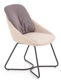 Halmar Chair K391 Dark Grey/Light Grey