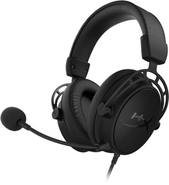 Kingston HyperX Cloud Alpha S Blackout