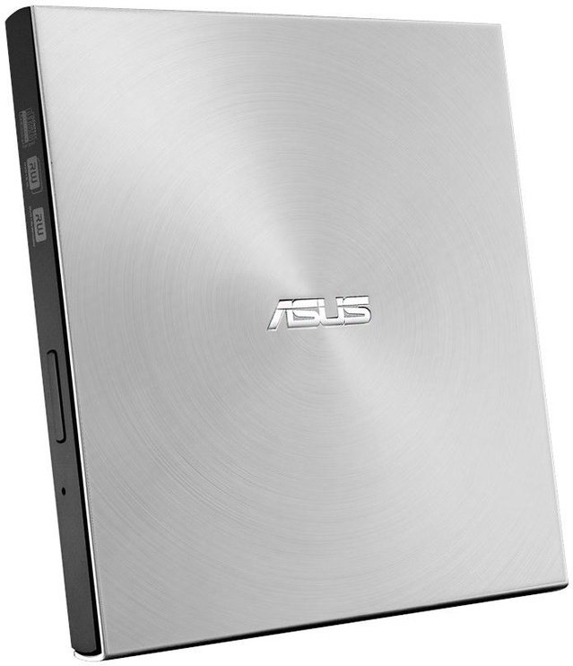 Asus External DVDRW USB 2.0 White SDRW-08U7M-U/SIL/G/AS