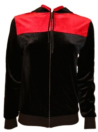 Bars Womens Jacket Black/Red 79 XXL