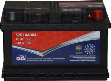 AD Baltic 570144064 Starter Battery 70Ah