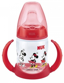Nuk First Choice Disney Learn Bottle Mickey Mouse 150ml Red