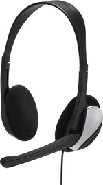 "Hama ""Essential HS 200"" Headset Black"